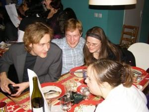Maurits, Sara en Judith e.a.